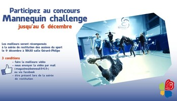 Concours mannequin challenge
